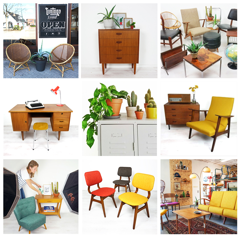 Vintage Revival, Vintage meubels Utrecht
